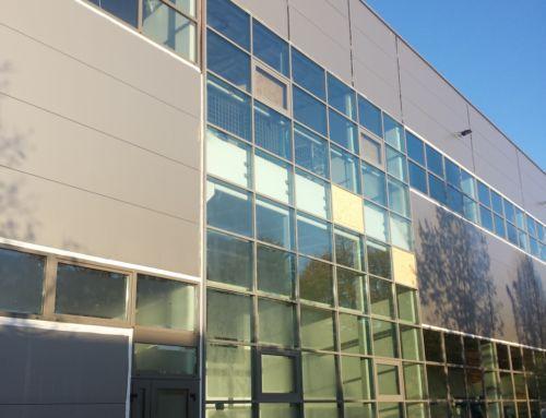 Administrative building, Kaunas. 2013