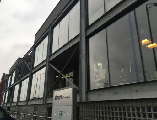 Administrative building, Kaunas. 2014-2015